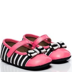 Kate Spade Mary Jane Baby Shoes